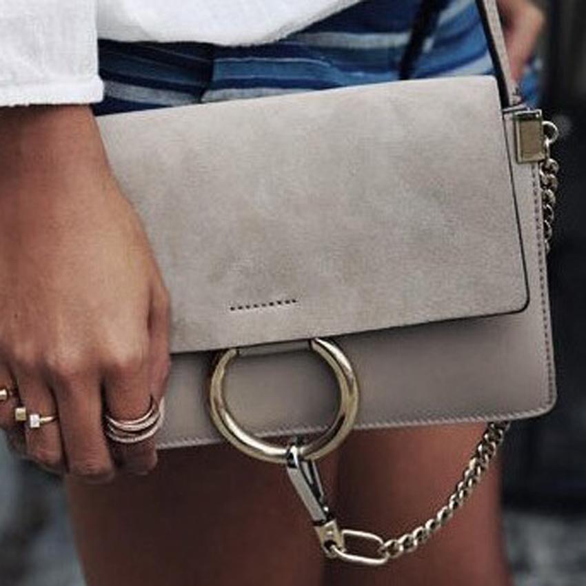 Famous brand design women bag Flap women messenger bags Genuine Leather women leather handbags(China (Mainland))
