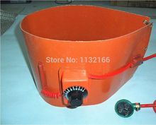 110V 1740mm*125mm Silicon Band Drum Heater Oil Biodiesel Plastic Metal Barrel(China (Mainland))