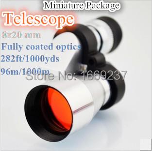 Оптическая труба для наблюдения за мишенями PAISEN 8 x 20 8x22
