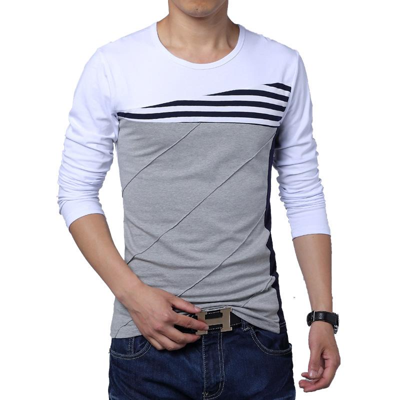 Hotsale 2016 2017 new plus size 3xl 4xl 5xl men t shirt for Latest shirts for mens 2017