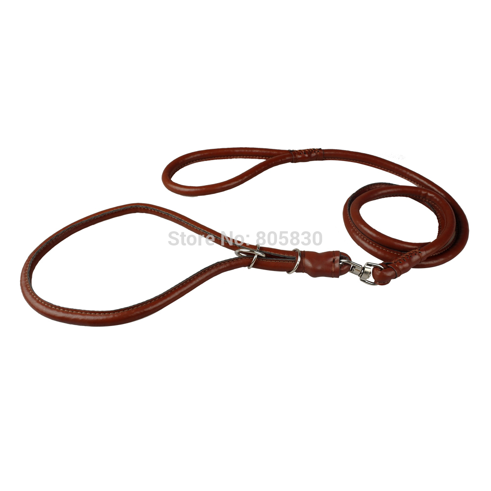 Leash Length 48 inch Neck 20 Soft PU Leather Dog Pet Collar Set Small Medium Breeds - David's Mall-Pet Products Supplier store