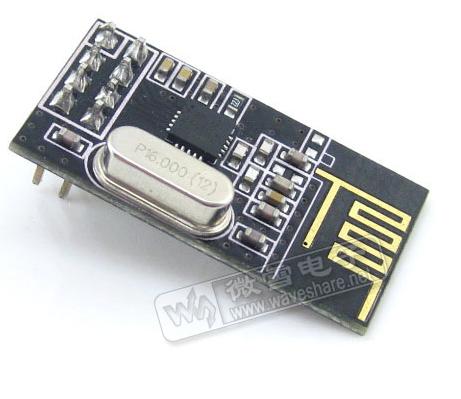 Гаджет  2PCS NRF24L01 2.4GHz Wireless Transceiver Communication Module for Arduino  SG022-SZ None Электронные компоненты и материалы
