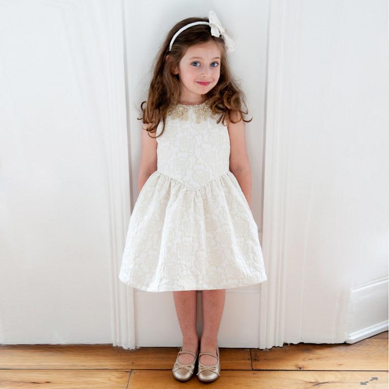 Girl white dress uk - White dress