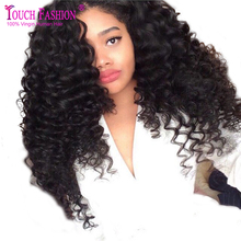 200% Density 100% Brazilian Kinky Curly Lace Front Wig Human Hair High Quality African American Kinky Curly Lace Wigs
