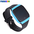 Paragon Waterproof swimming Wrist band diving bracelets wristband for xiaomi mi band 2 whatsapp reminder e02