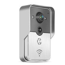 2015 Newest Product Wireless WIFI Doorbell Video Intercom Door Phone CCTV Monitor For Security Support IOS or Android For ipad