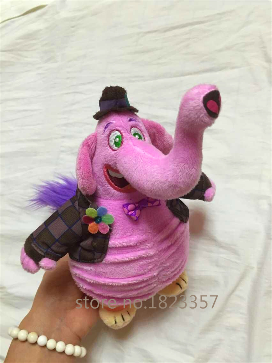 "Гаджет  Tomy / Pixar Inside Out Bing Bong 8"" Plush None Игрушки и Хобби"