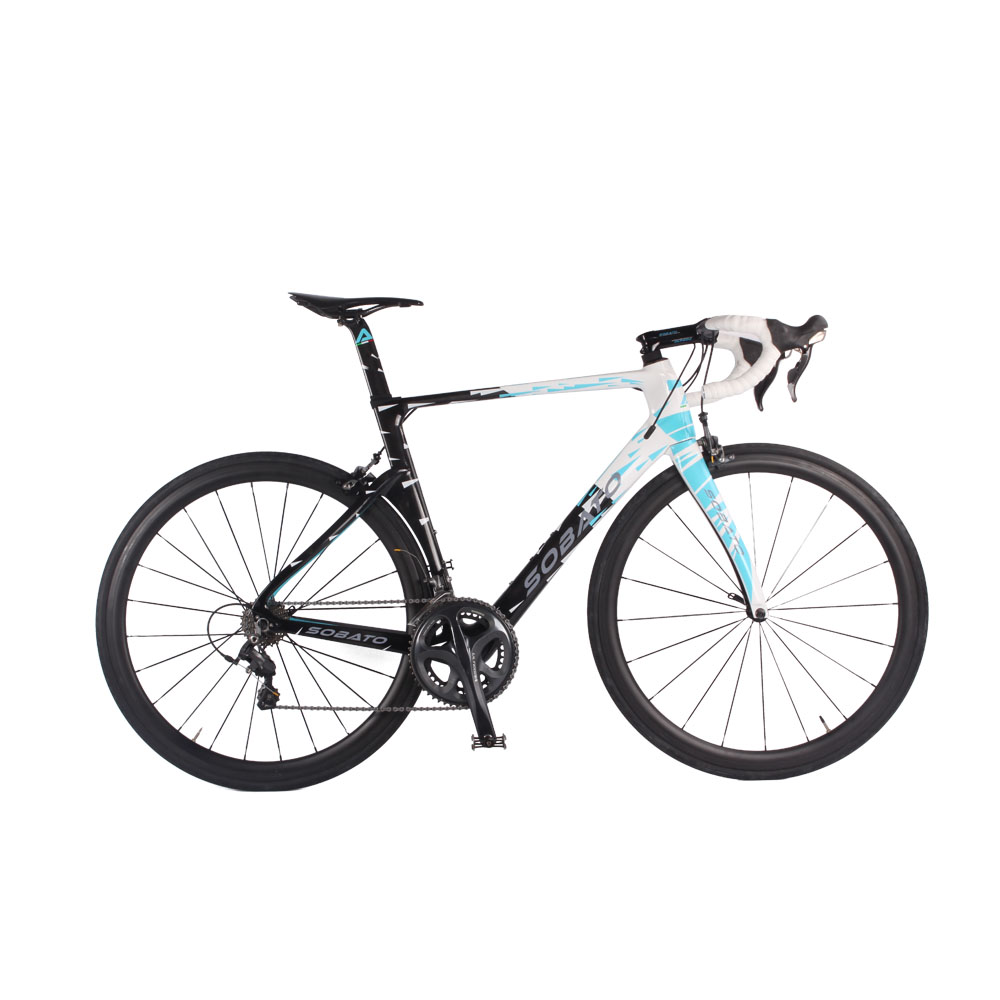 2016 New Complete Bike Carbon Fiber Road Bicycle 6800 Groupset Complete Carbon Road Bike(China (Mainland))