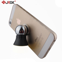 Universal magnetic Mobile phone Holder 360 degree rotate Magnetic Car phone for iPhone phone&Accessories soporte movil car