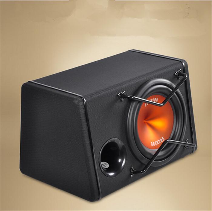 subwoofer speakers car audio speaker high power 500W 12V car subwoofer active 12 inch car audio speakers subwoofers(China (Mainland))