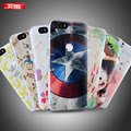 New arrival 3D Relief Cartoon back cover Case for google Huawei Nexus 6P case cover for google Huawei Nexus 6P CASE cover
