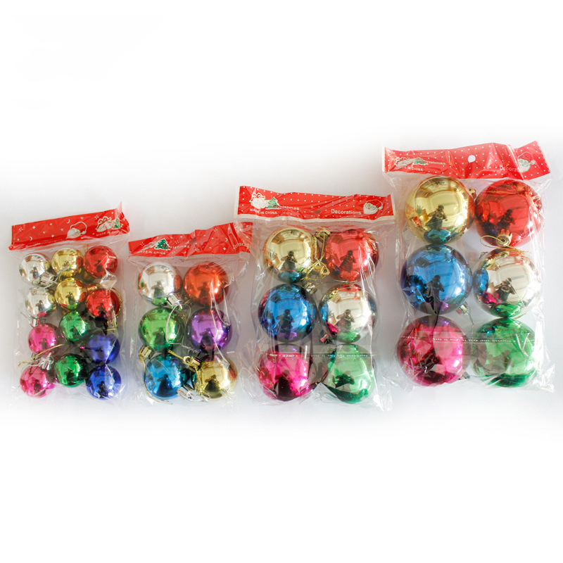 plating bright christmas balls specification can be