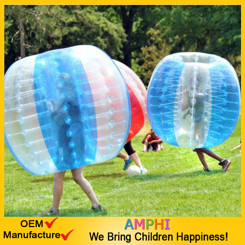 Free shipping, inflatable human hamster ball,crazy loopy ball for outdoor fun & sports,bubble soccer(China (Mainland))