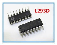 New original 5PCS L293 L293D DIP-16 Driver IC