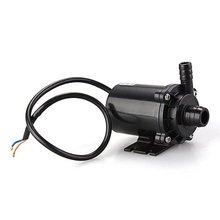 FJS Wholesale Pompe a eau submersible sans balai de la Fontaine etang 24V 540LPH(China (Mainland))