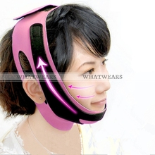 1PC Face Lift Up Belt Sleeping Face-Lift Mask Massage Slimming Face Shaper Relaxation Facial Slimming Mask Health Care