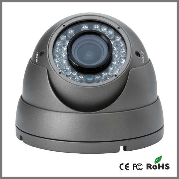 """Free shipping Metal casing 650 tvl CCD Camera 1/3"""" Sony CCD Super HAD II IR Security CCTV Camera for household(China (Mainland))"""