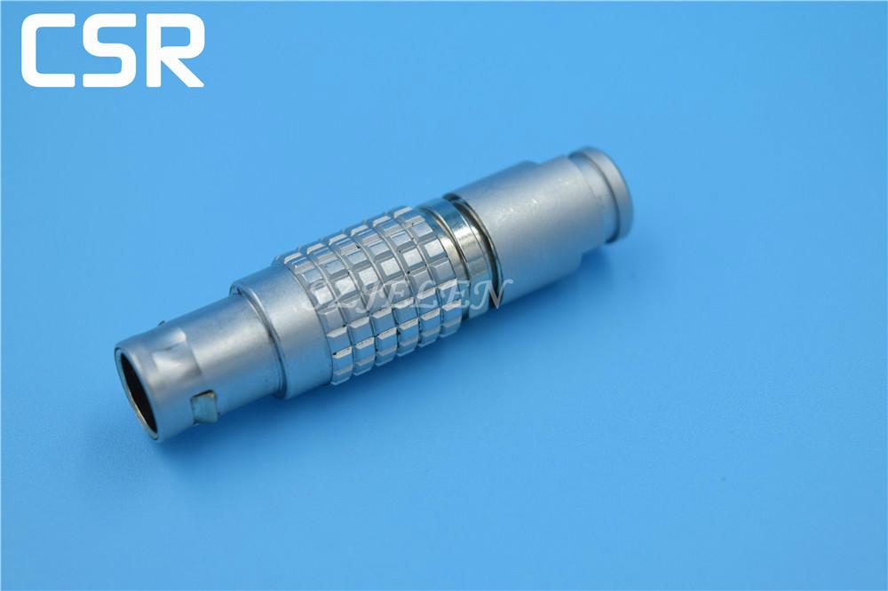 LEMO 1B 5 pin  connector plug ,FGG.1B.305.CLAD, Medical device connector 5pin plug <br><br>Aliexpress