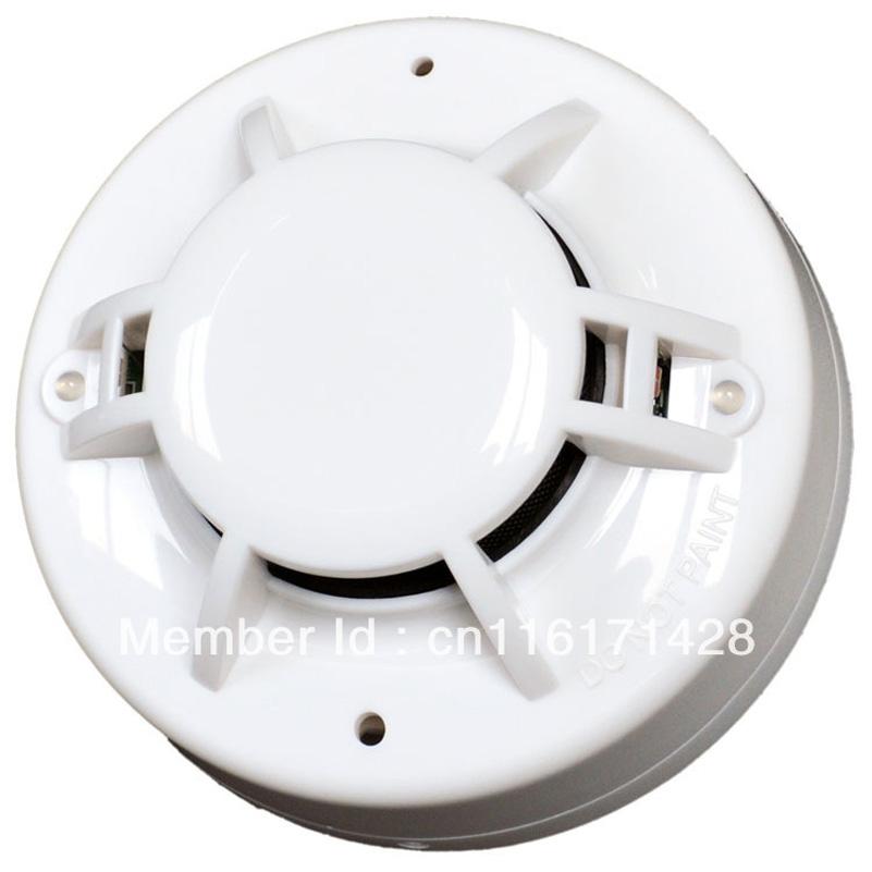 2wire  smoke detector heat alarm  Conventional Smoke and Heat Detector  Smoke alarmFT103