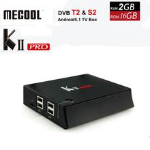 Buy DVB-S2 DVB-T2 KII Pro TV Box Android 5.1 Amlogic S905 Quad-core 2GB+16GB 2.4G &5G WiFi Bluetooth 4.0 HDMI 4K*2K Set Media Player for $42.99 in AliExpress store