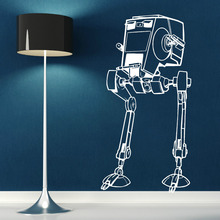 STAR WARS AT-ST SCOUT WALKER AT ST vinyl wall art decal sticker sci-fi movie