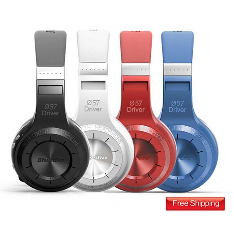 Wireless Bluetooth Sport Headphones BT 4.1 Stereo Bluetooth Headset Built-in Mic Game DJ Quality Mental Headphone Blue Red *(China (Mainland))