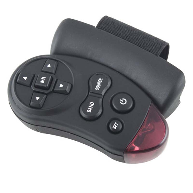 Car Universal Steering Wheel Remote Control Learning HITM #3789(China (Mainland))