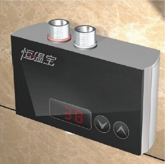 Acheter chauffe eau lectrique de douche tactile num rique th - Demonter thermostat chauffe eau ...