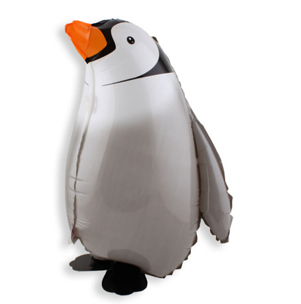 penguin balloon walking balloons animals inflatable air ballon for party supplies kids classic toy 52*43cm(China (Mainland))