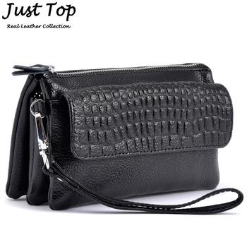 2015 Hot Sale Fashion Day Clutch Female Embossed Genuine Leather PU Women Messenger Bag Cosmetic Evening Handbags Mobile Bags