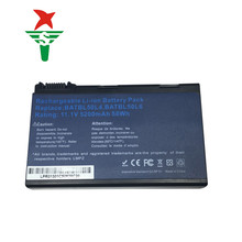 5200mah 6Cells Laptop Battery for Acer Aspire 3100 9100 5100 5110 5610 5630 5680 5515 BATBL50L6 BATCL50L6 TravelMate 2490 Series