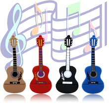 Buy Pendrive 128GB guitar USB Flash Drive Memory Stick/thumb 4g 8g 16g 32g 64g musicial flash Pendrive key/tiny U Disk for $1.32 in AliExpress store