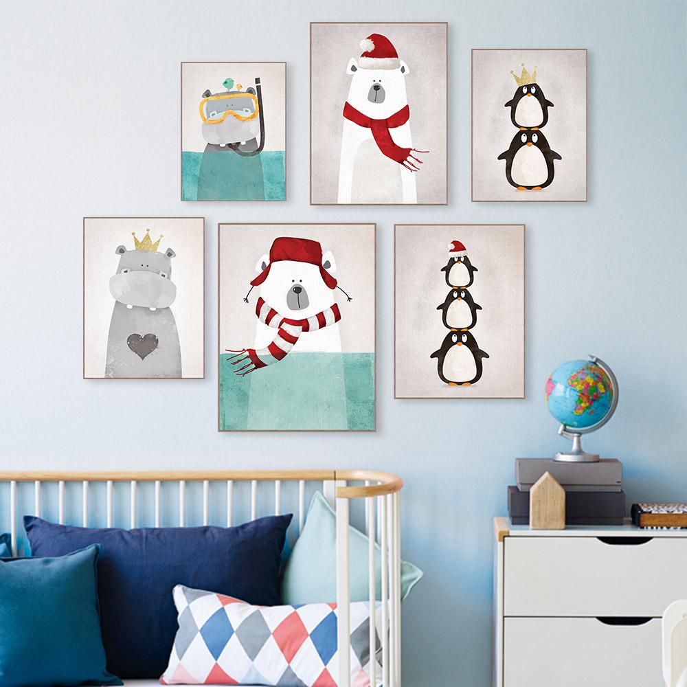 Постеры в детскую комнату