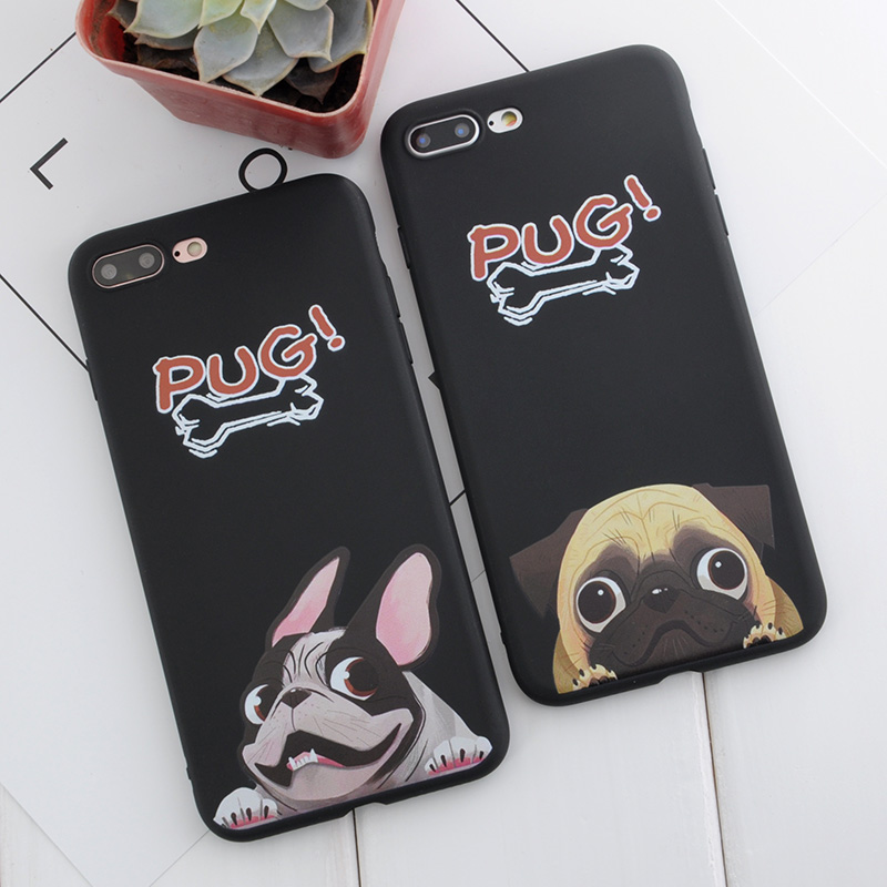 Image result for Pocket Dogs Soft TPU Phone case for iphone 7 7plus for iphone 6 6s 6plus Cut