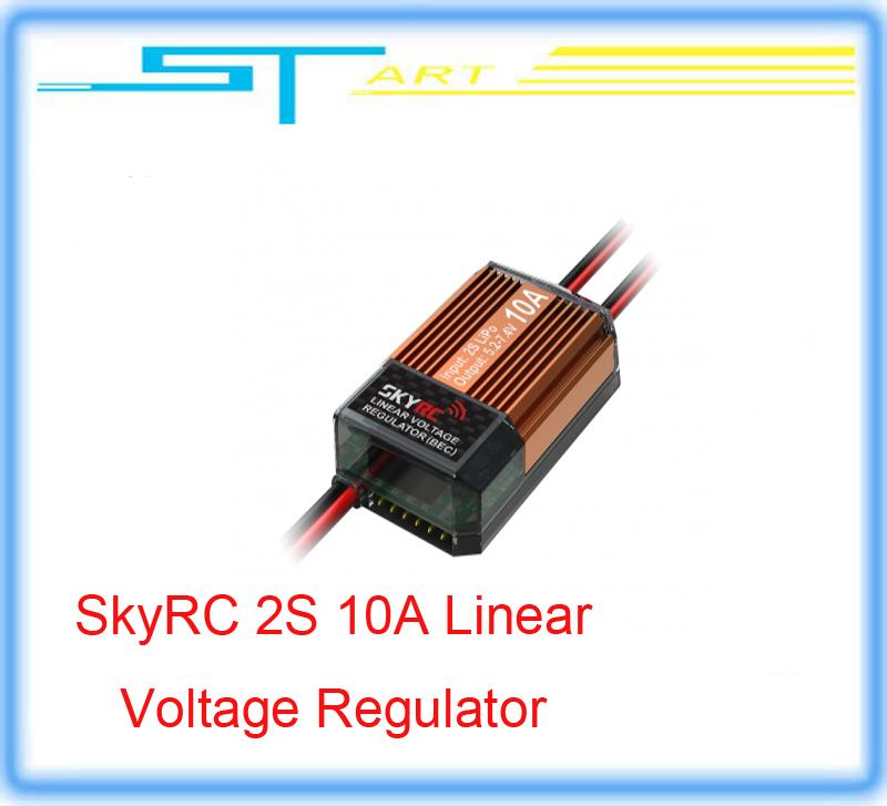 5 pcs SkyRC 2S 10A Linear Voltage Regulator 5.2V 6.0V 6.8V 7.4V  free shipping for remote control car rc airplane<br><br>Aliexpress