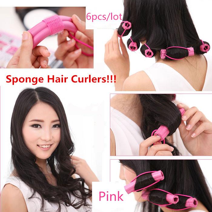 Инструменты для укладки волос 6pcs инструменты для укладки волос rosa diy tesoura abc12