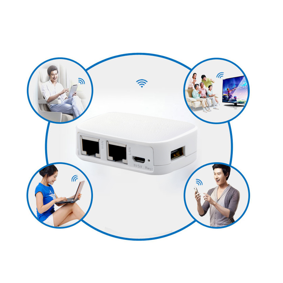Wifi router nexx WT3020H 300M Portable Mini Router 802.11 b/g/nwifi Repeater Wifi Bridge Wireless Router Support USB Flash Drive(China (Mainland))