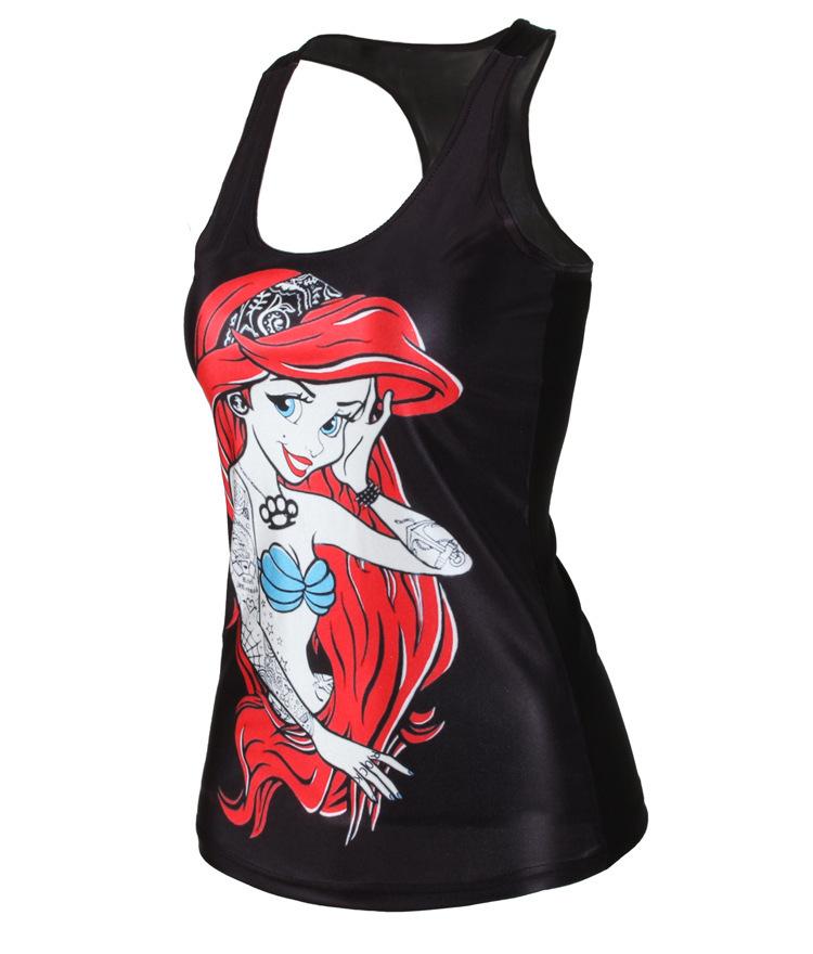 Punk Little Mermaid Punk Little Mermaid Ariel