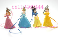 Lot 10 PCS lovely Princess Cell Mobile Phone charms straps   Free Shipping