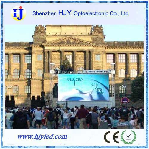 Advertising products p10 outdoor led manufacturers in shenzhen(China (Mainland))