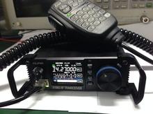 radio font b scanner b font xiegu X108G 0 5 30mhz 20W HF CB radio transceiver