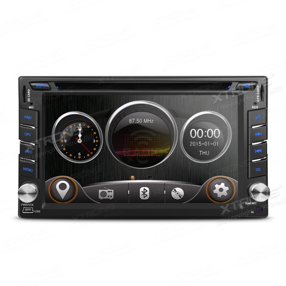 "6.2"" HD Digital TFT Touch Screen Double Din Car DVD Player GPS Navigator car radio with Screen Mirroring Function(China (Mainland))"