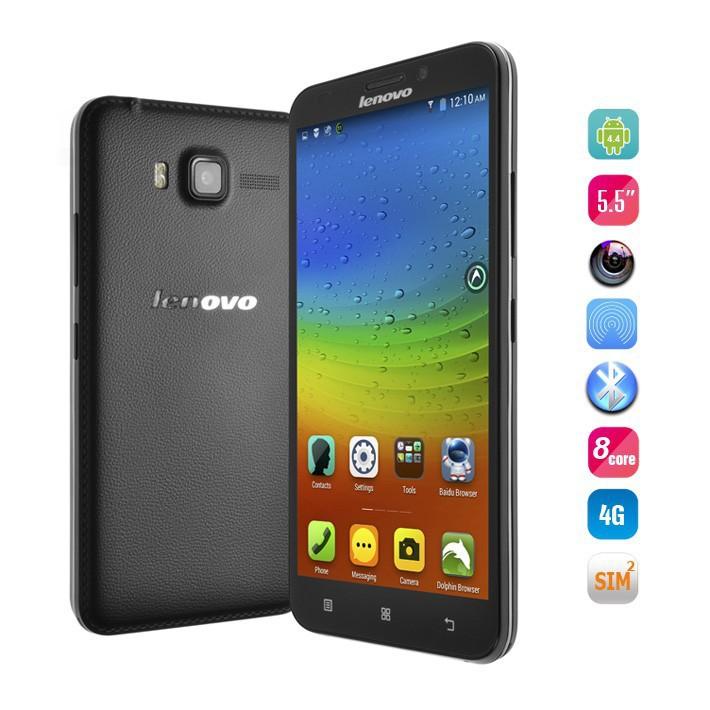 Мобильный телефон 3Gifts! Lenovo A916 MTK6592M Android 4.4 OS FDD LTE 4G 1 8 ROM 13,0 MP 5.5 IPS GPS мобильный телефон lenovo a616 4g fdd lte 5 5 ips mtk6732m 512 8 5 gps dual sim