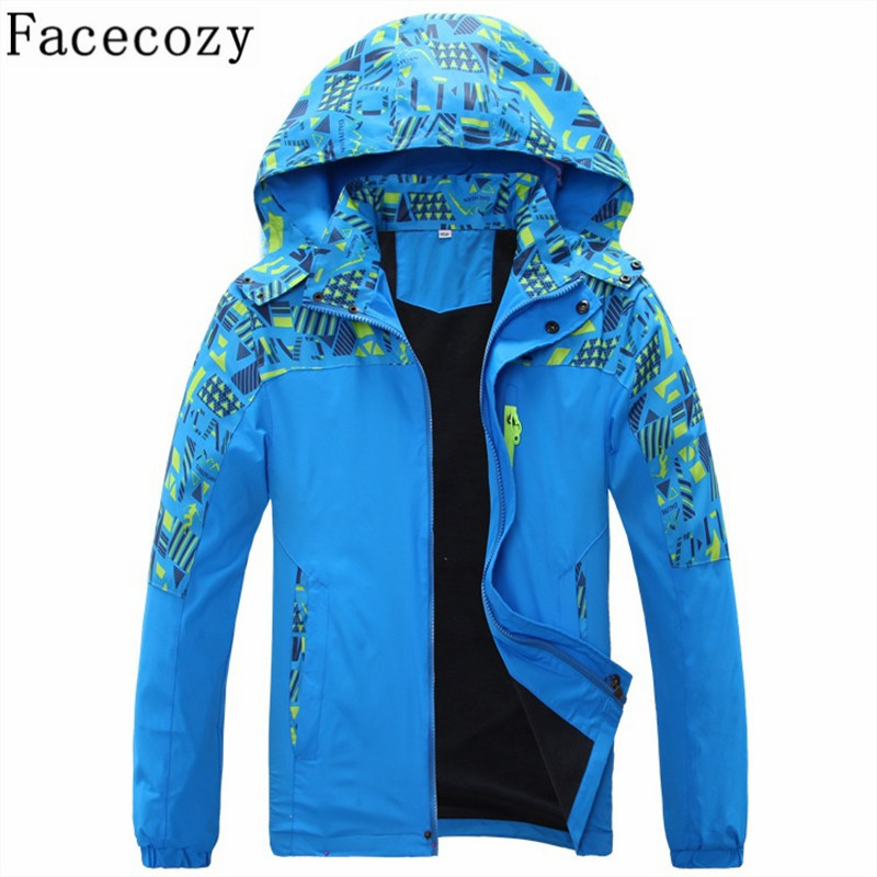 Winter Outdoor Hiking&amp;Camping Hooded Jaqueta Boys&amp;Girls Sport Climbing&amp;Hunting Ski Jacket Children Warm Snowboard Coat  No Logo<br><br>Aliexpress