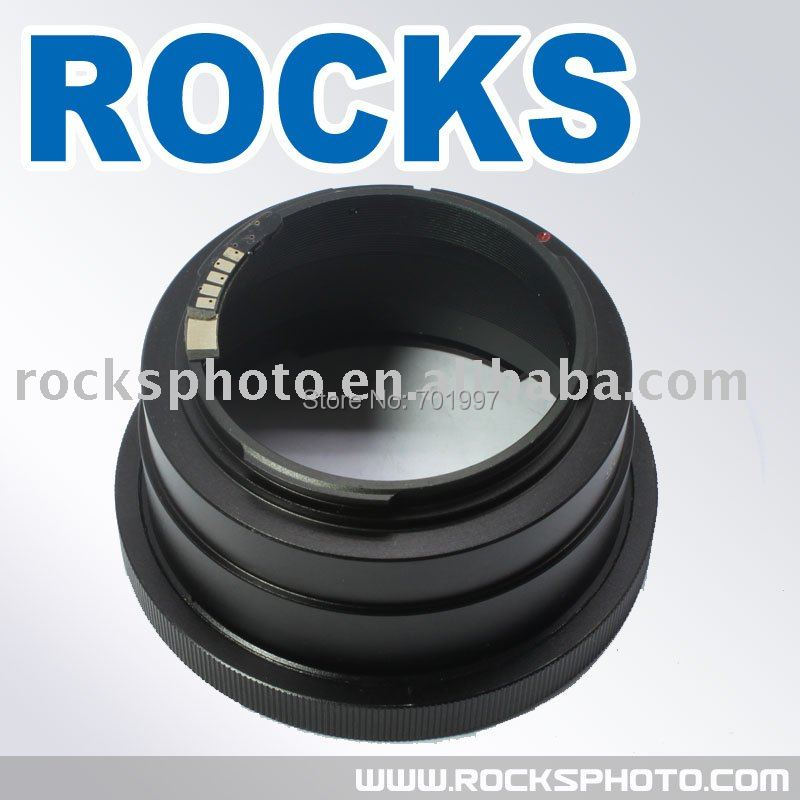 PIXCO AF Confirm  Mount Adapter Ring For Pentax PK 645 Lens to Canon EOS EF Camera<br><br>Aliexpress