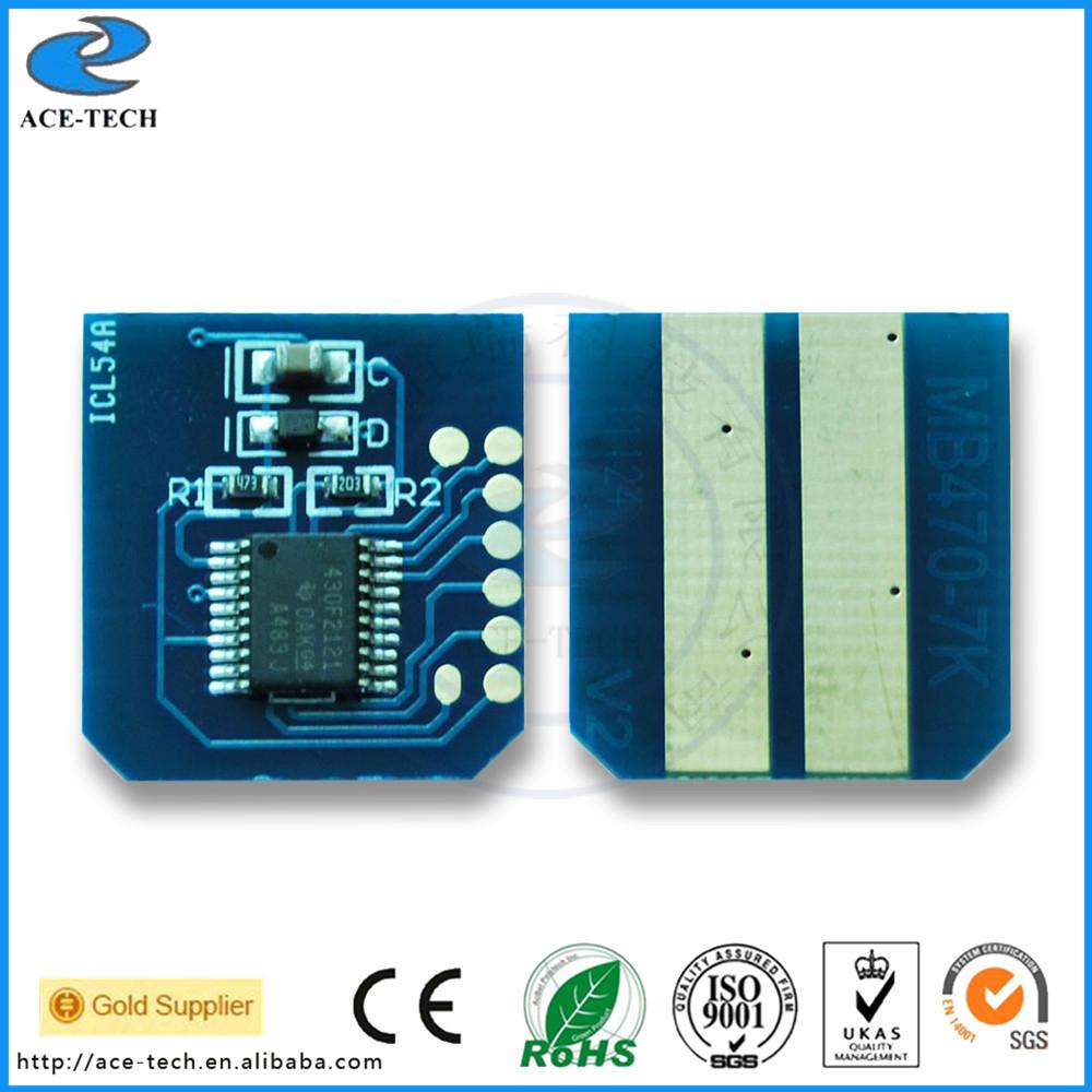 3.5K 43979101 Toner reset chip OKI B410 B420 B430 B440 MB460 MB470 MB480 laser printer refill cartridge - Shenzhen ACE-TECH ENTERPRISE LTD store