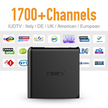 Buy Android 6.0 Smart Set-top TV Box 4K Quad Core WIFI TV IPTV Media Player Free IUDTV IPTV Europe Arabic Sweden Belgium TV Box for $53.47 in AliExpress store