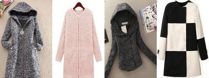 Женская одежда из шерсти 2014 winter women wool coats YL0356c