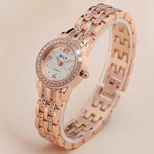 New Gold Fashion Casual Alloy Jewelry Diamonds Watch Women Dress Watch Women Lady Fashion Luxury Watch Quartz Gift Watch XR1671