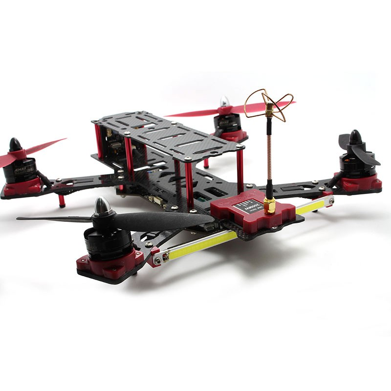 High Quality EMAX Nighthawk Pro 280mm Size Carbon Fiber And Glass Fiber Mixed Quadcopter Frame RTF<br><br>Aliexpress